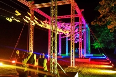'Murmuration' Festival Art Installation
