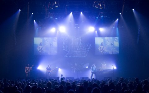Touring Thin Lizzy