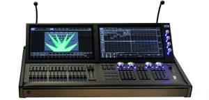 consoles by ChamSys : MQ500 stadium