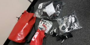 FA2 rigger's harness kit