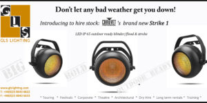 Chauvet Strike 1 hire