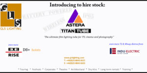 Astera Titan Tube