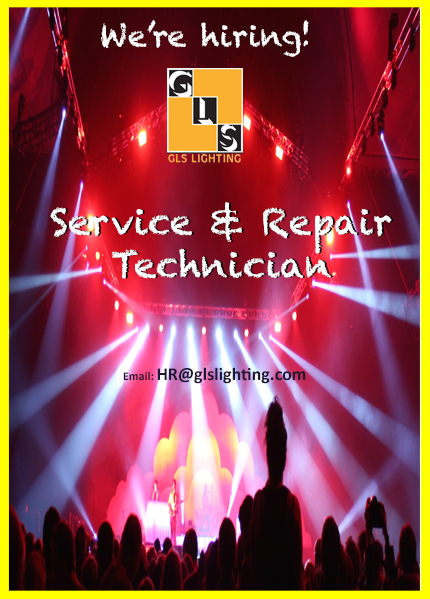 Service and Repair technician wanted